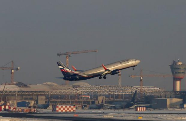 Aeroflot has a total of 60 737NGs on order