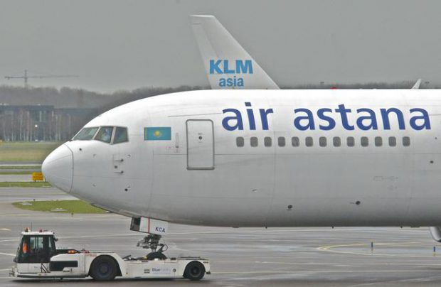 Kazakhstan will retain control over Air Astana after its privatization