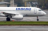 IrAero is planning to use its SSJ100s on routes inside Russia and to Southeast Asia