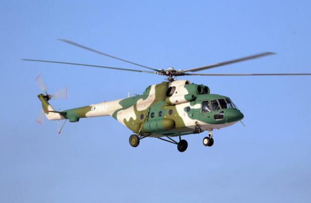Russian Helicopters willl deliver another civilian Mi-171 to Pakistan in 2017
