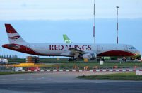 Red Wings views the A321 as an interim type in its fleet in the run-up to the beginning of Irkut MC-21 deliveries