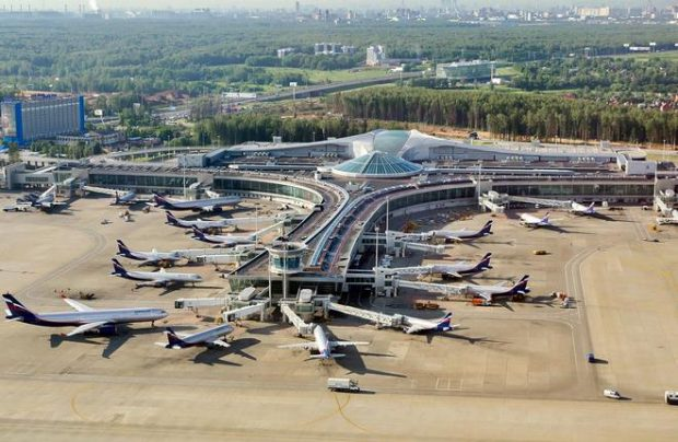 Moscow's three main airports topped the passenger traffic rating in Q1
