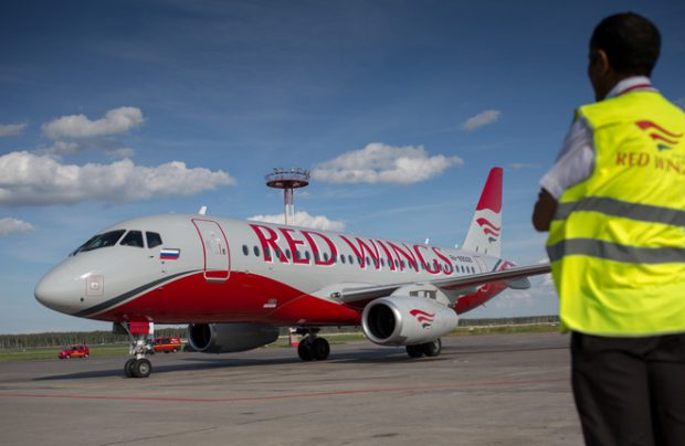 The government's initative could see Red Wings Airlines responsible for promoting SSJ 100 airliners across Russia