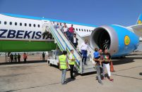 Uzbekistan Airways and Somon Air will be initially flying between the two countries' capital cities