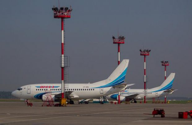 Yamal Airlines has since been deleted from the government program to subsidize operations to Crimea