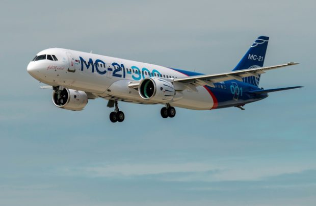 Russia's MC-21 airliner made first flight
