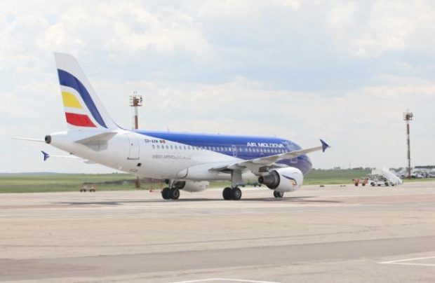 Air Moldova now has two of the type