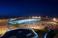 Passenger traffic through Baku Airport surges 36%