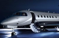 JF Service is also qualified to service Embraer's ERJ 135s and Legacy 600s and 650s, as well as Gulfstream G650s