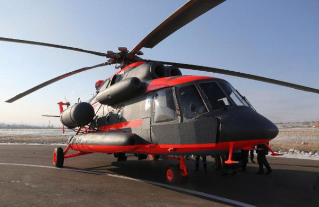 Russian Helicopters explains the 2016 decline in deliveries by the global drop in demand for rotorcraft