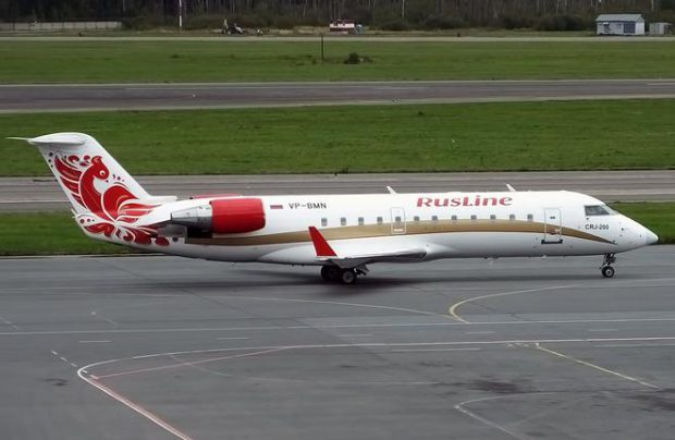 RusLine is planning to add higher-capacity narrowbodies to its fleet