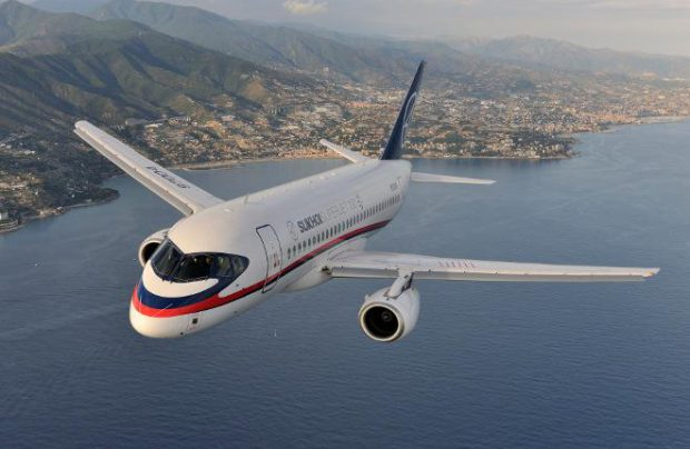 The increased-thrust Superjet will be able to operate from short runways