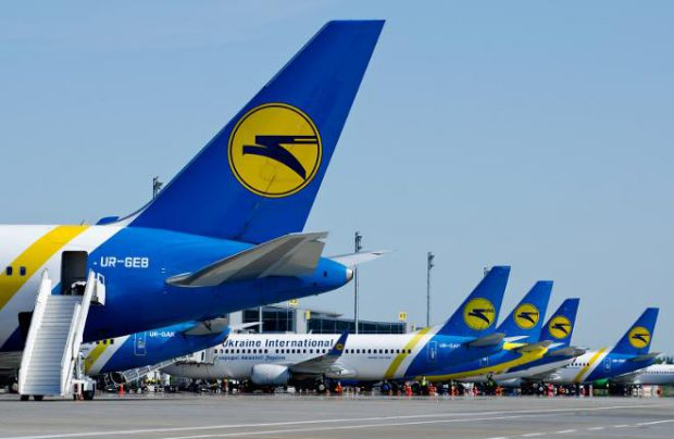 Ukraine International Airlines is the country's largest carrier with a fleet of 39 aircraft