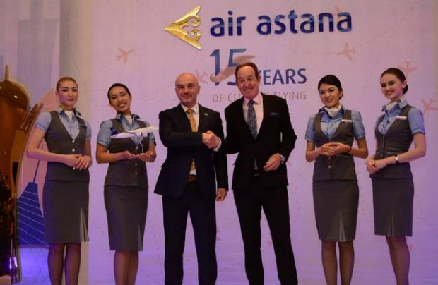 Air Astana relaunches service between Astana and Kyiv