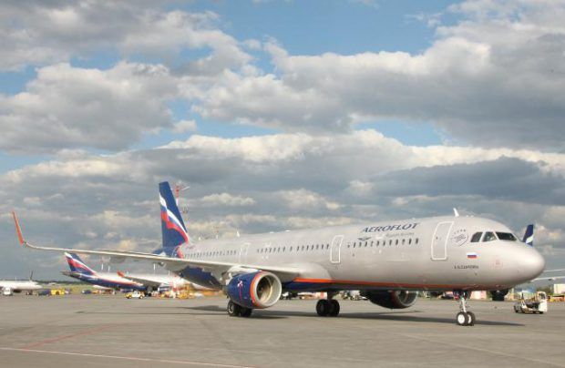 Aeroflot operates over 70 A320 narrowbodies