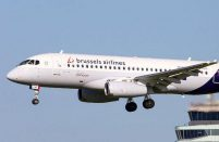 CityJets is now operating three SSJ100s in the interest of Brussels Airlines