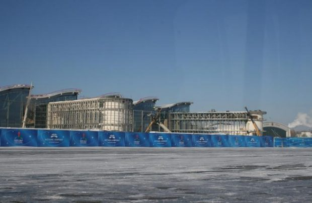 Astana aims to be serving 4 million passengers per year by 2020