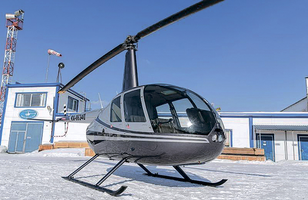 Uralhelicom increases helicopter deliveries