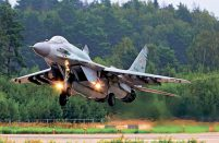 The russian Aerospace Forces clearly prefer heavier warplanes