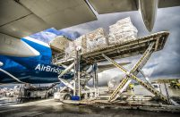 AirBridgeCargo hopes to benefit from the growing pharma shipments on routes between Europe and Asia
