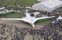 The Tu-160 will get new engines and new navigation equipment