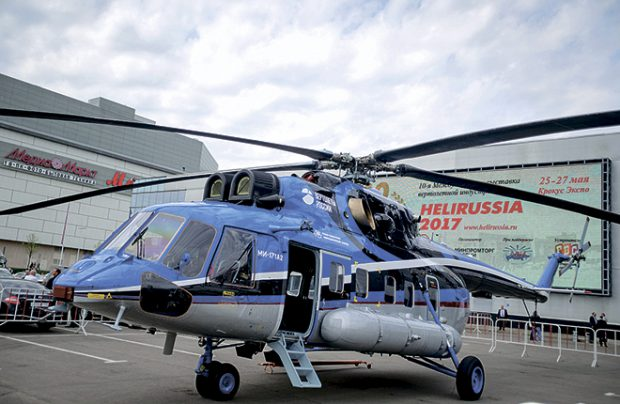 The new helicopter is intended for oil and gas roles (Leonid Faerberg / transport-photo.com)