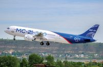 The MC-21 will be series-built in Irkutsk
