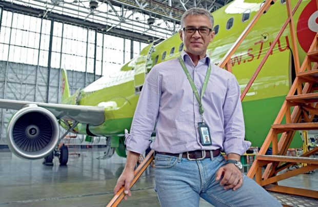 Engineering is eyeing a role in the Irkut MC-21 program