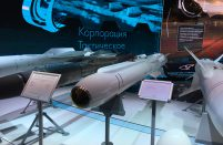 Tactical Missiles Corporation is believed to be developing its Kh-38MLE specifically for the T-50 fighter