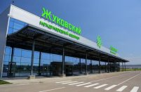 Zhukovsky will also have a new cargo terminal shortly