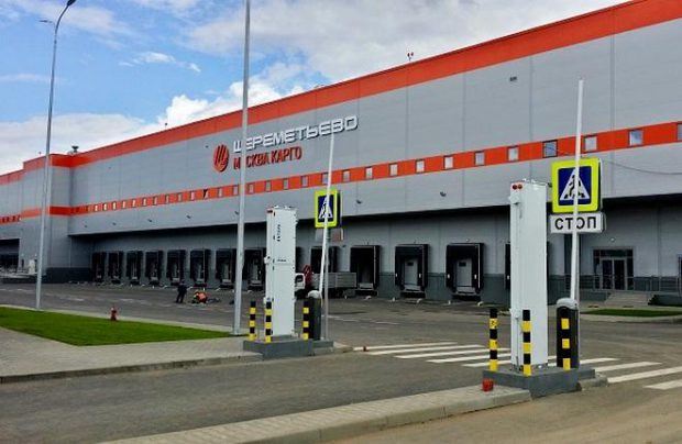 Sheremetyevo is looking to become a major cargo hub