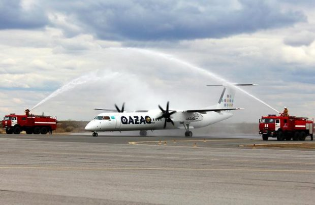 Qazaq Air is looking to add two more aircraft in order to boost fleet utilization rates
