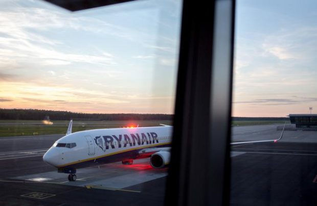 Ryanair appears to be pulling out from Ukraine altogether