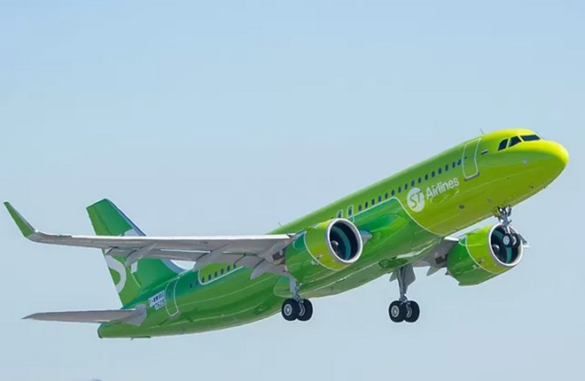 S7 Airlines aims to replace all its A320ceo family airliners with new neos