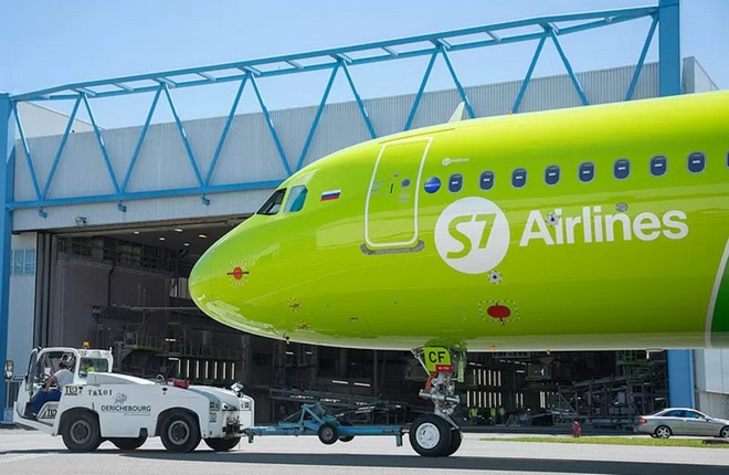 S7 Airlines will benefit from the A320neo's lower noise, longer range, and 15% better operating economy