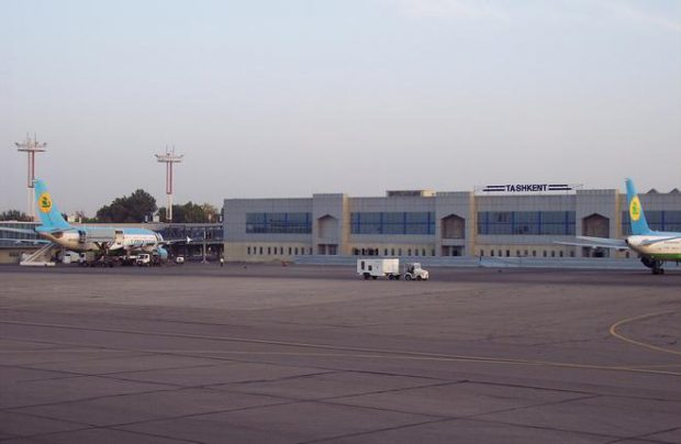 The project to expand Tashkent Islam Karimov airport had to be scrapped over public protests