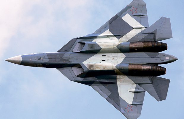 Flight tests of Su-57's new engine to begin this year
