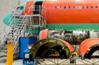 Magnetic MRO is planning to start buying old 737s and A320s for the job soon
