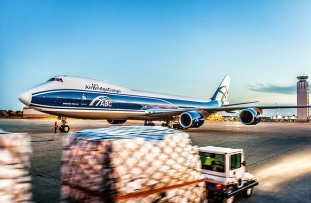 AirBridgeCargo is focusing on the pharmaceutical market