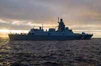 Russian Navy to replace foreign-built engines