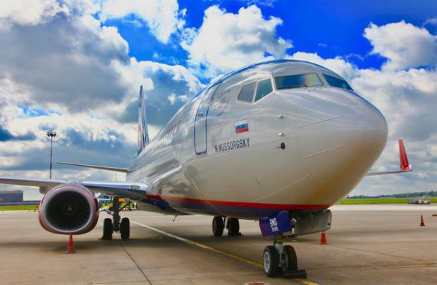 Aeroflot gets another Boeing 737-800