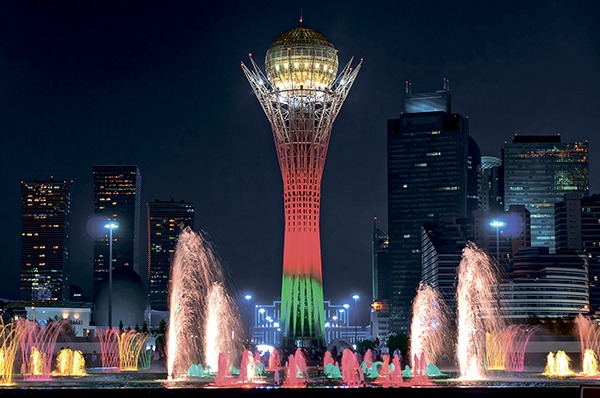 Aior Astana is planning to retain its presence in Almaty, Kazakhstan's largest city
