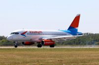 Azimuth Airlines will have an all-Superjet fleet