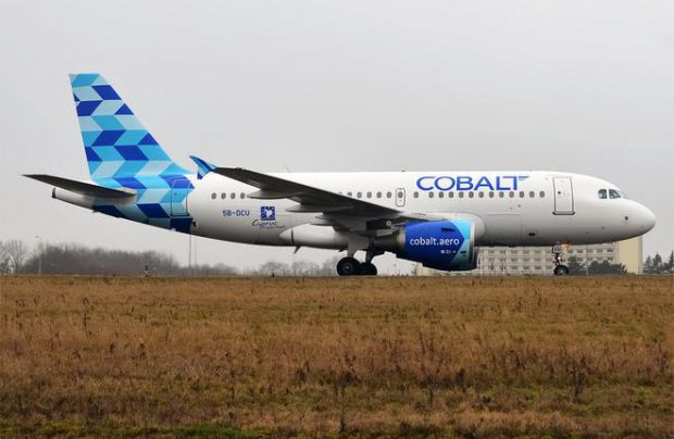 Cobalt Air is also looking to launch a route to St. Petersburg