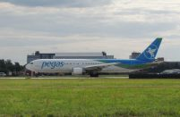 At present, 11 airlines fly to 11 destinations from Zhukovsky