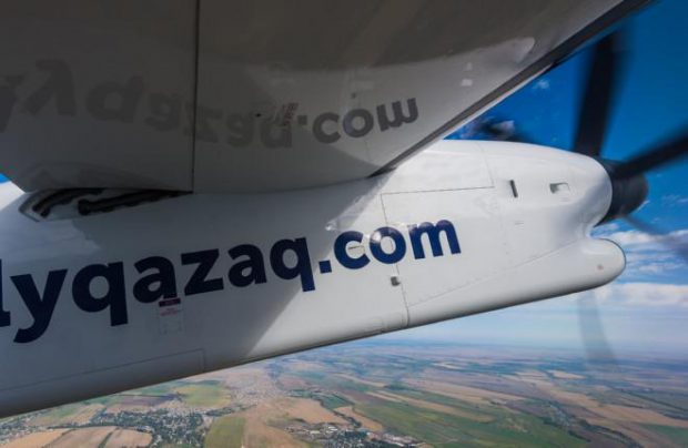 Qazaq Air is looking to further expand its fleet in light of growing traffic