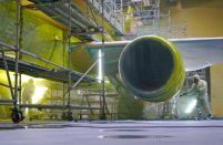 Engineering's paint facility increases workload