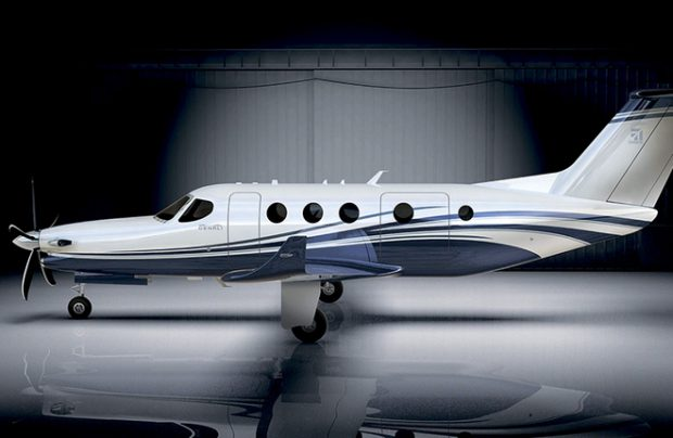The Cessna Denali is being designed from scratch