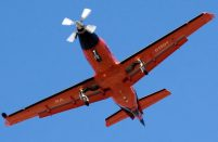 Dexter operates a fleep of Pilatus PC-12s