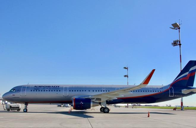 Aeroflot takes delivery of Airbus A321, Boeing 737 - Russian